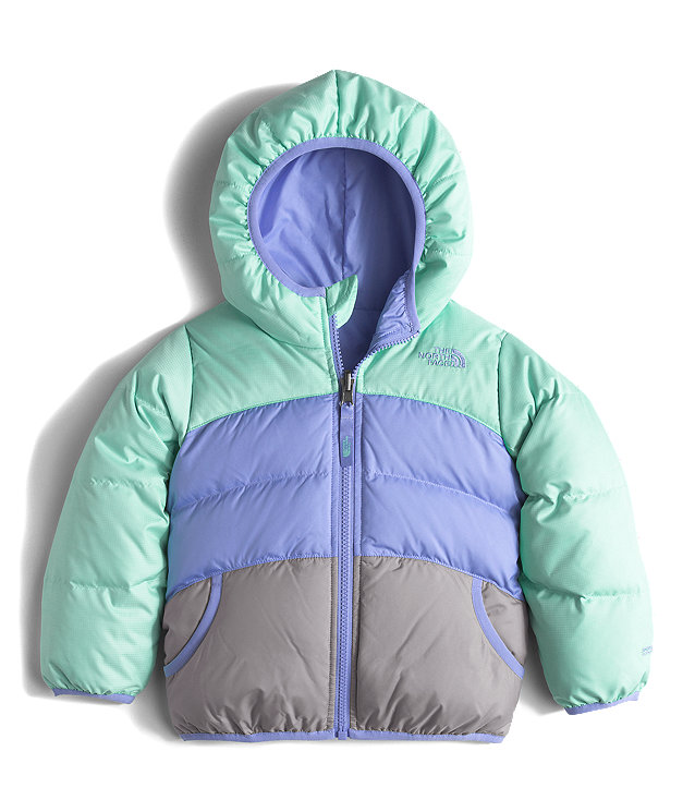 TODDLER GIRLS' REVERSIBLE MOONDOGGY JACKET