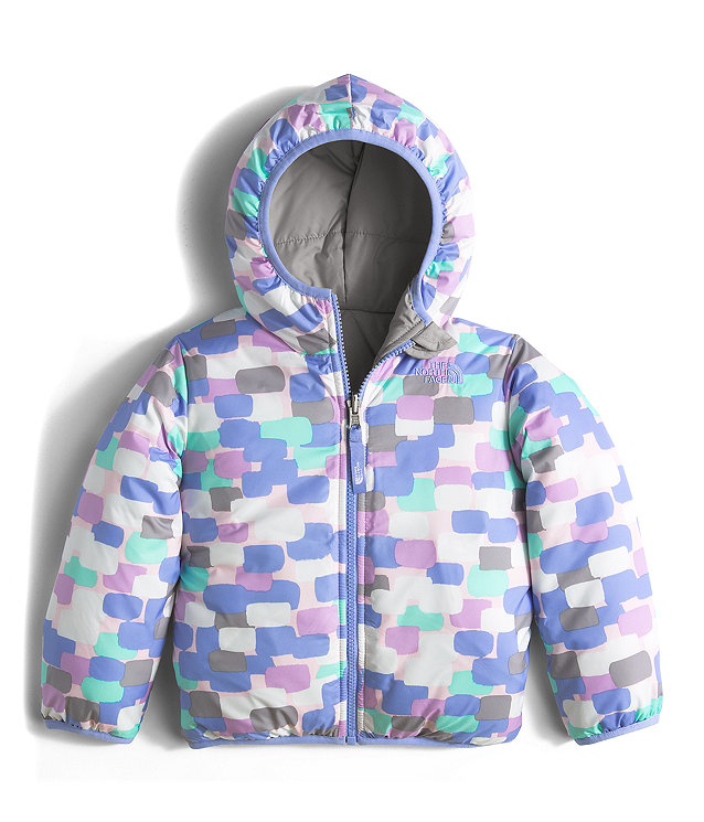 TODDLER GIRLS' REVERSIBLE PERRITO JACKET