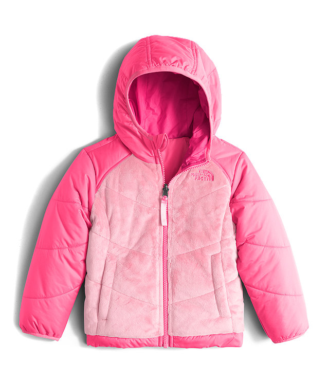 TODDLER GIRLS' REVERSIBLE PERSEUS JACKET