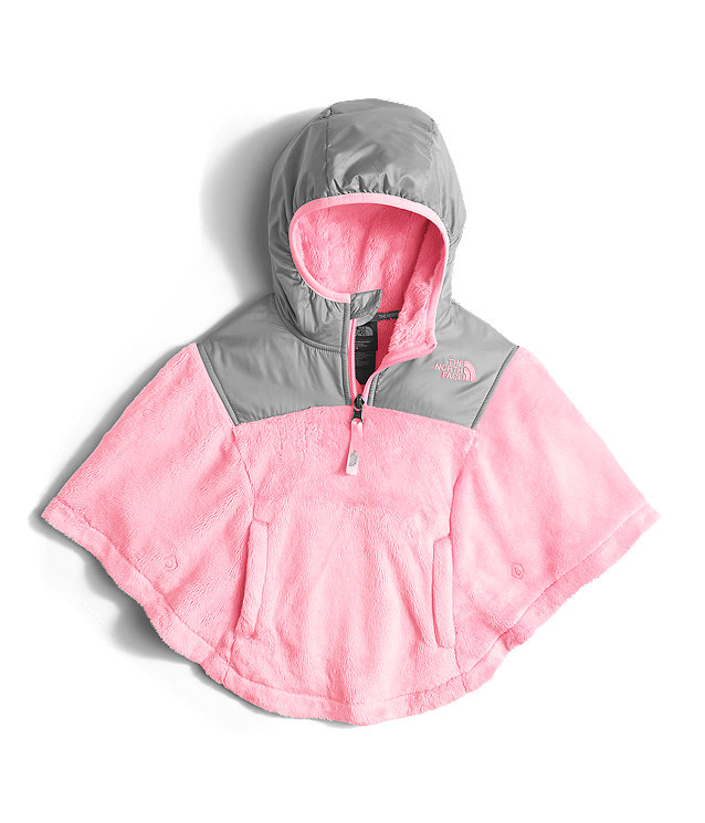 TODDLER GIRLS' OSO PONCHO