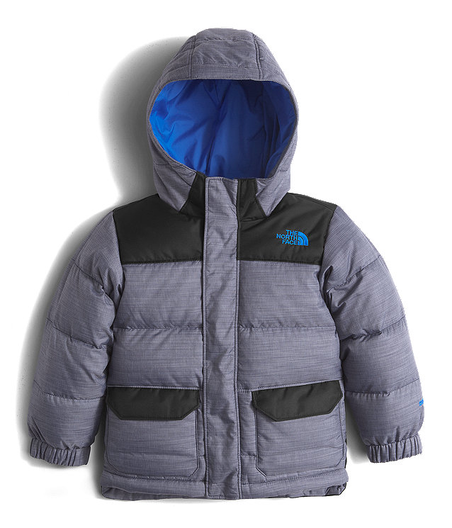 TODDLER BOYS' HARLAN DOWN PARKA