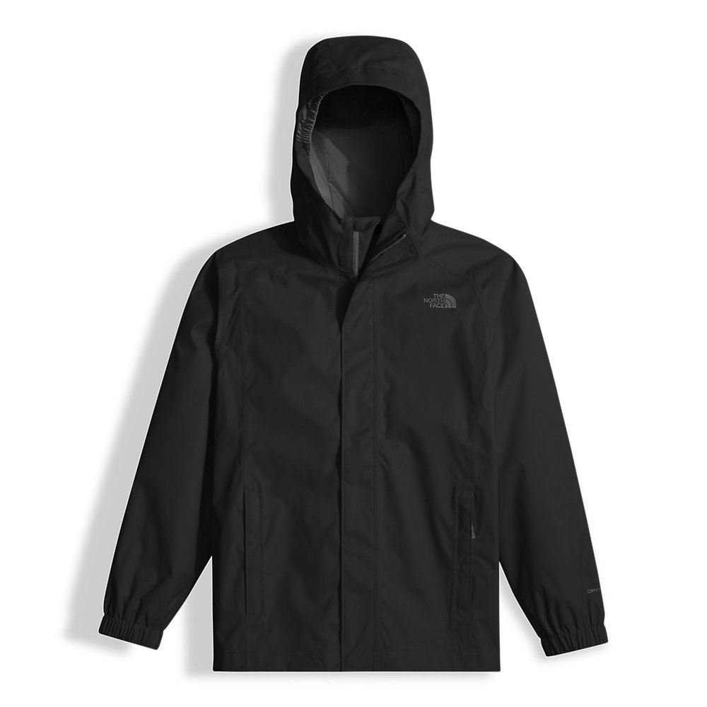 North face down jacket rip