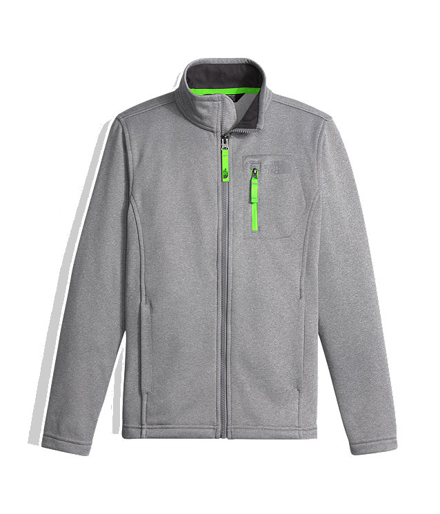 BOYS' CANYONLANDS FULL ZIP JACKET