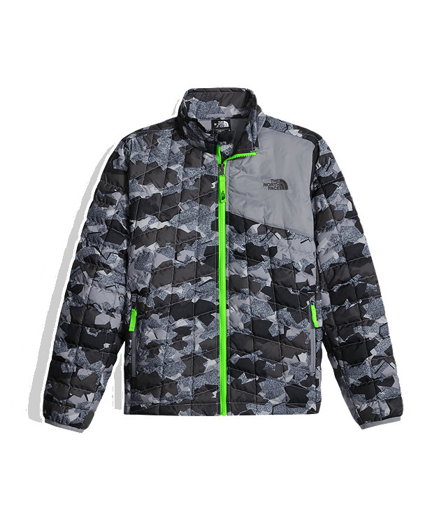 BOYS' THERMOBALL™ FULL ZIP JACKET