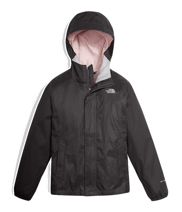 93eb458cc GIRLS' RESOLVE REFLECTIVE JACKET