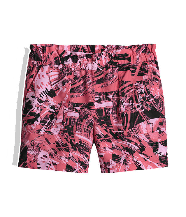GIRLS' HIKE/WATER SHORTS
