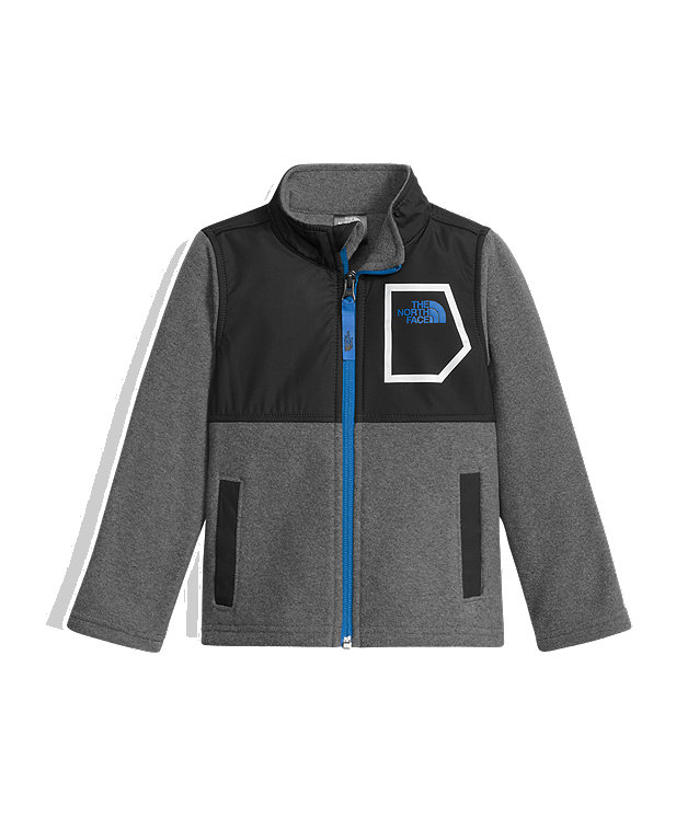 The North Face Boys Glacier Track Jacket