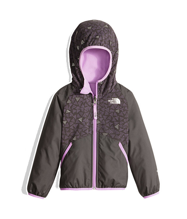 TODDLER GIRLS' REVERSIBLE BREEZEWAY WIND JACKET