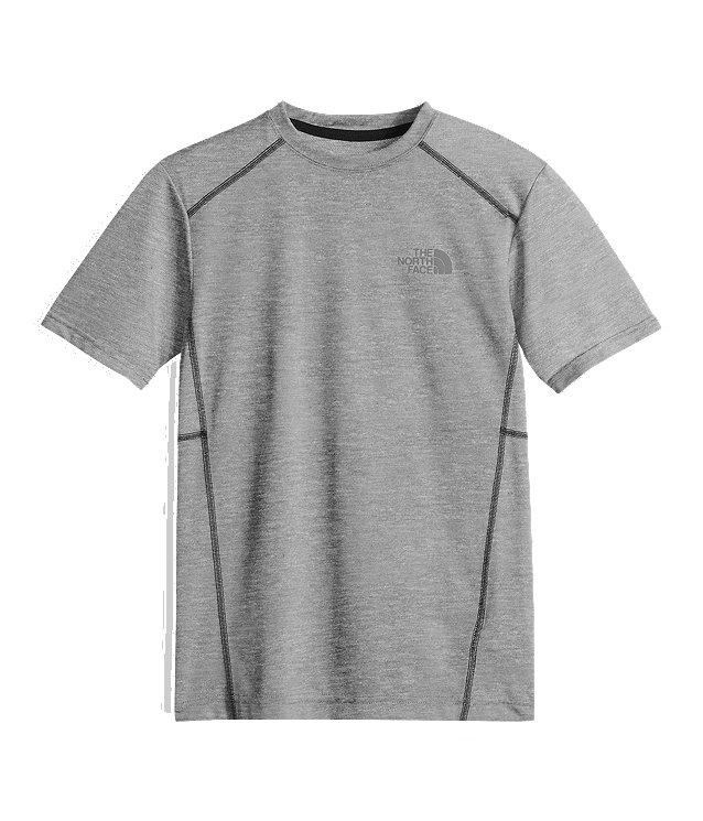 BOYS' SHORT-SLEEVE REACTOR TEE