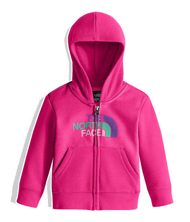 INFANT LOGOWEAR FULL ZIP HOODIE