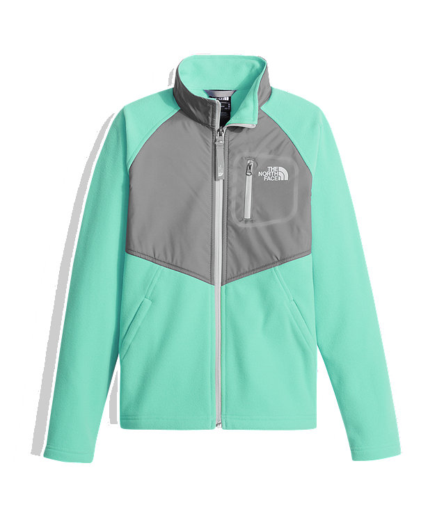 GIRLS' GLACIER TRACK JACKET