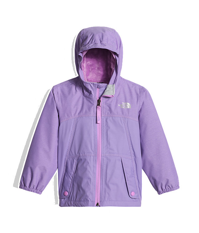 TODDLER GIRLS' WARM STORM JACKET