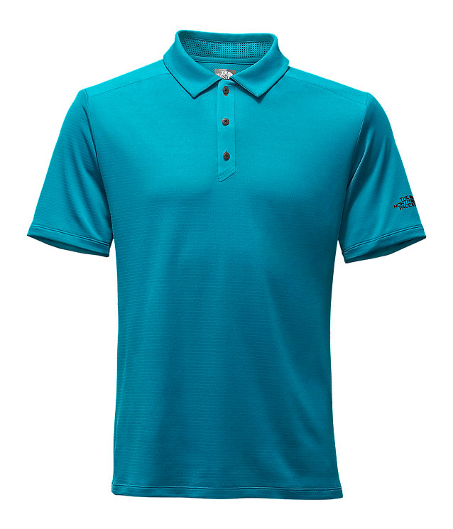 MEN'S BONDED SUPERHIKE POLO