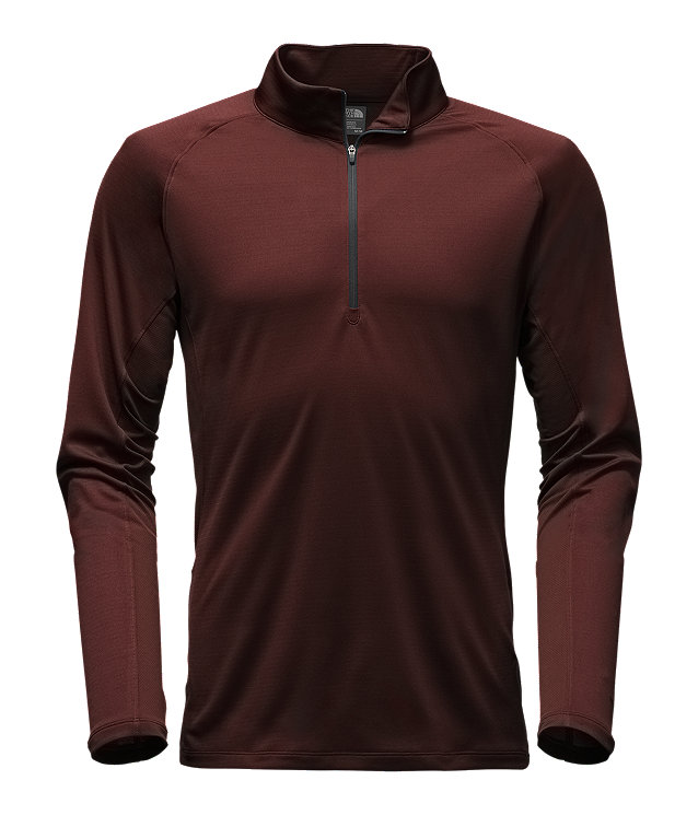MEN'S SUPERHIKE 1/4 ZIP
