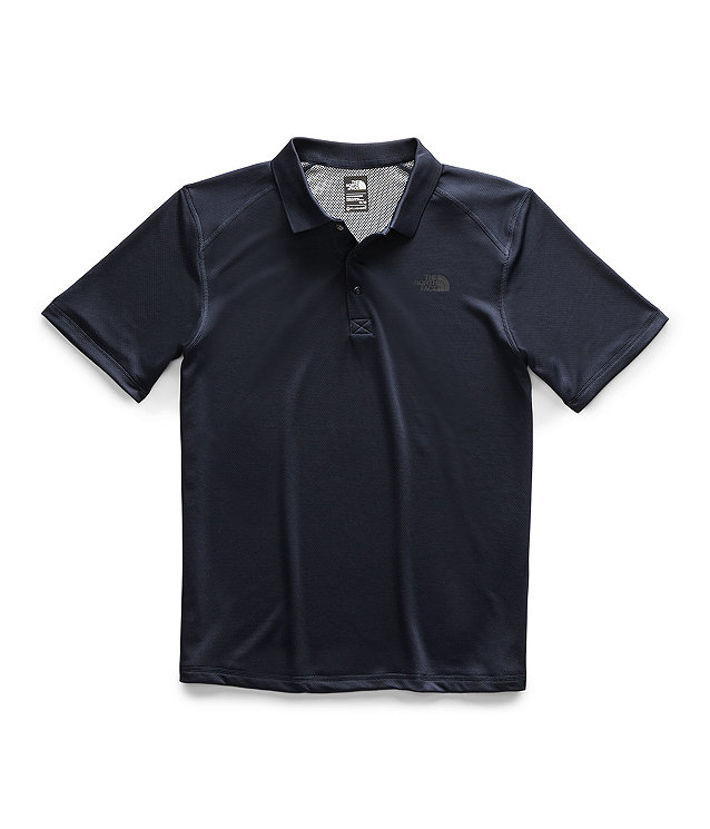 MEN'S SHORT-SLEEVE HORIZON POLO