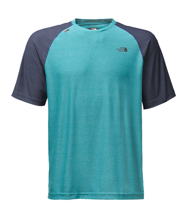 MEN'S SHORT-SLEEVE TECH TREK CREW