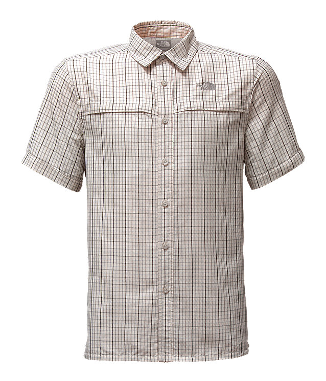 MEN'S SHORT-SLEEVE VENT ME SHIRT
