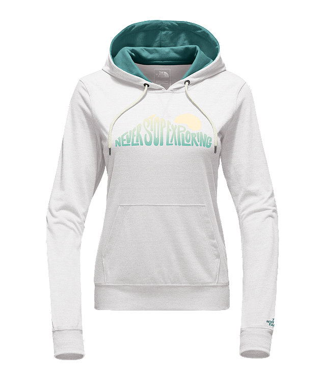 WOMEN'S NSE SUNRISE LIGHTWEIGHT PULLOVER HOODIE