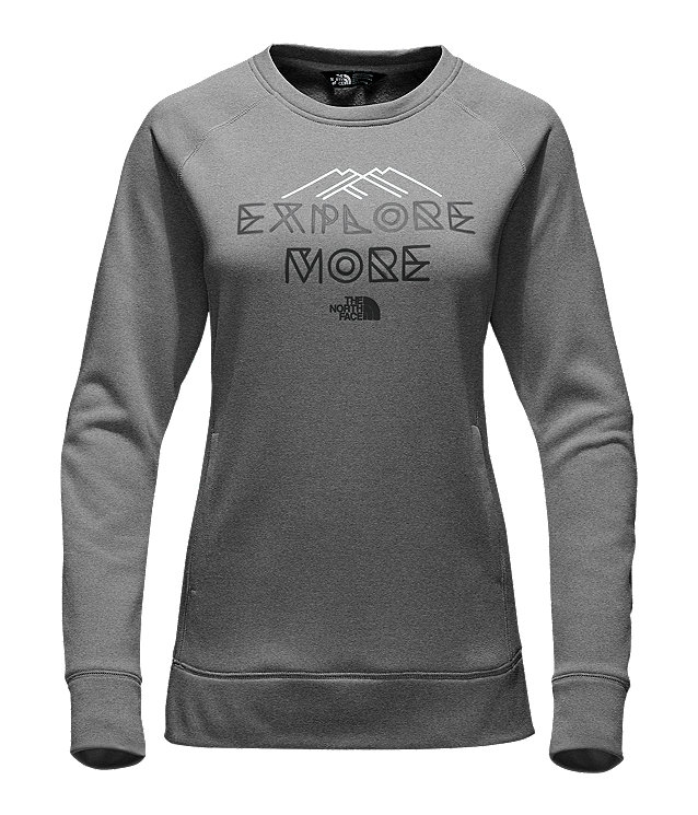 WOMEN'S EXPLORE MORE AMAZIE MAYS CREW