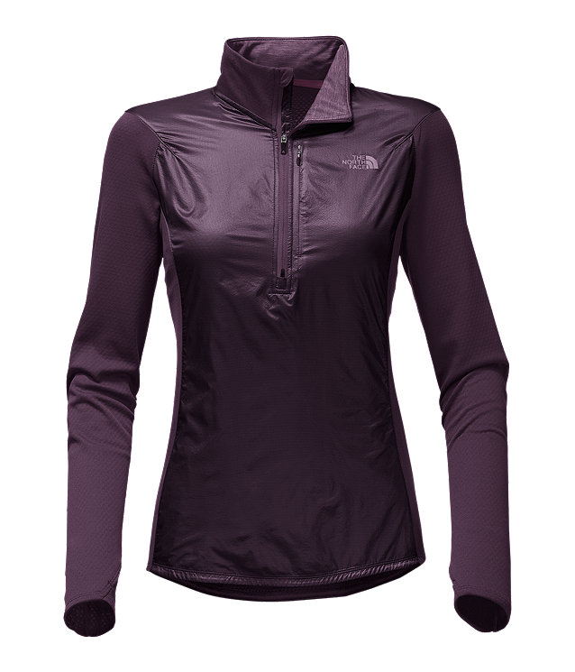 WOMEN'S BRAVE THE COLD WIND ZIP