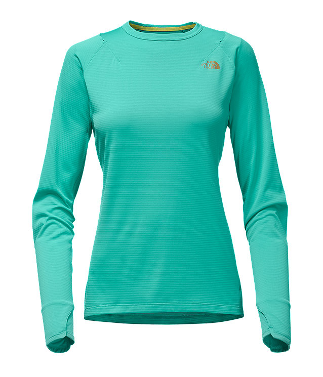 WOMEN'S FLIGHT TOUJI LONG-SLEEVE