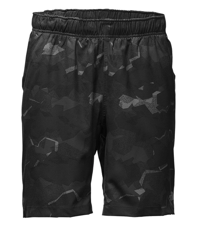 MEN'S VERSITAS PRINTED DUAL SHORTS