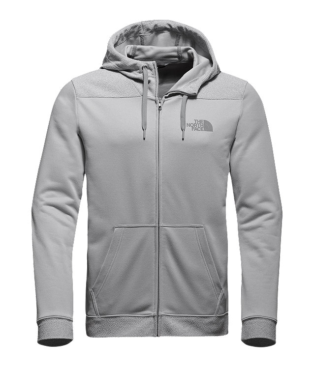 MEN'S CURRENT FULL ZIP HOODIE