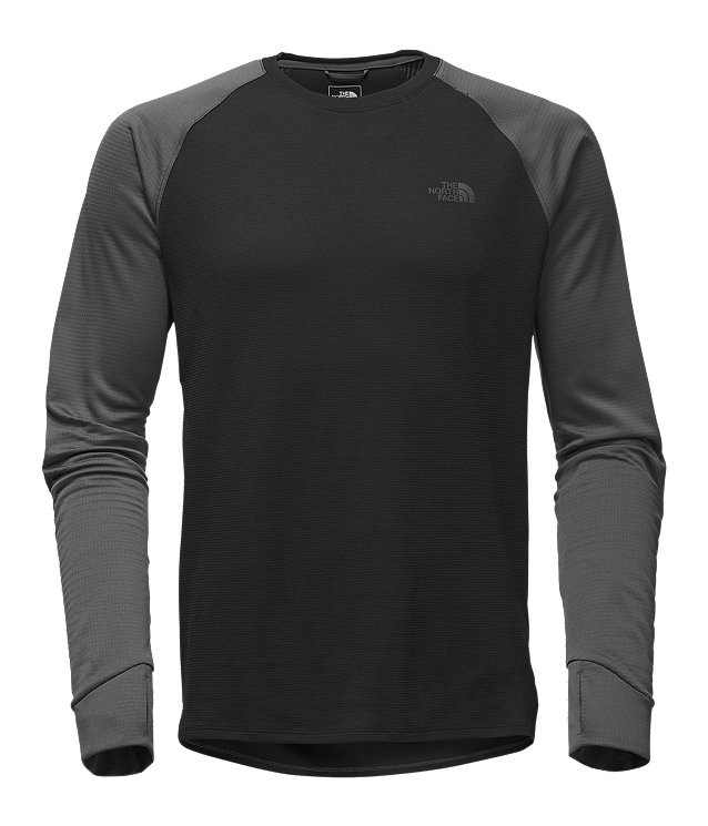 MEN'S TERRA METRO LONG-SLEEVE