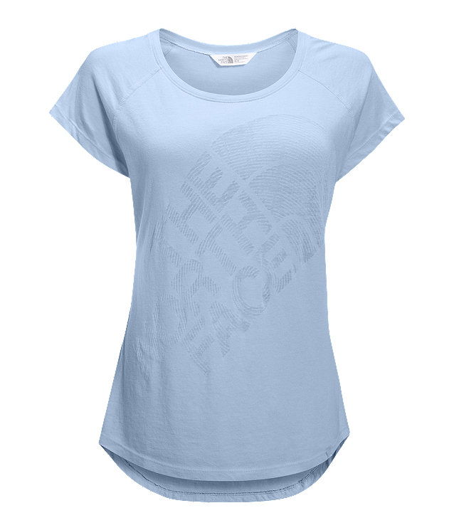 WOMEN'S BURN IT SHORT-SLEEVE