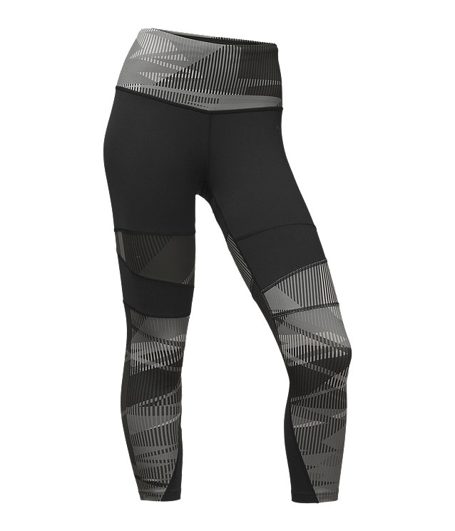 WOMEN'S MOTIVATION PRINTED TIGHTS