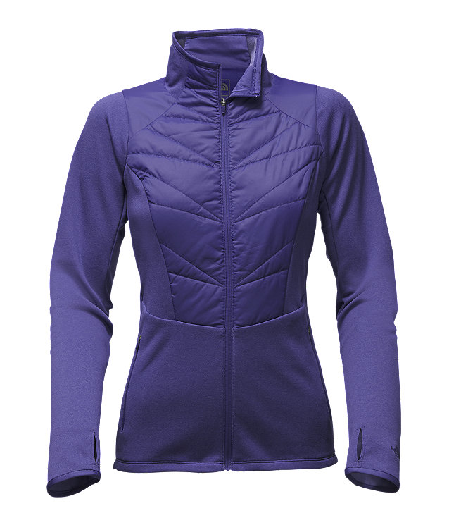 WOMEN'S MOTIVATION PSONIC JACKET