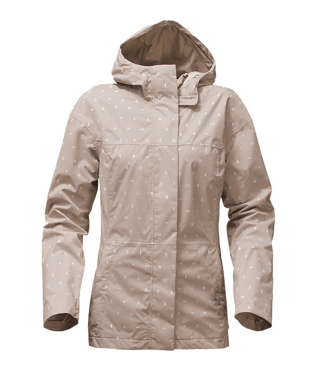 WOMEN'S FOLDING TRAVEL JACKET