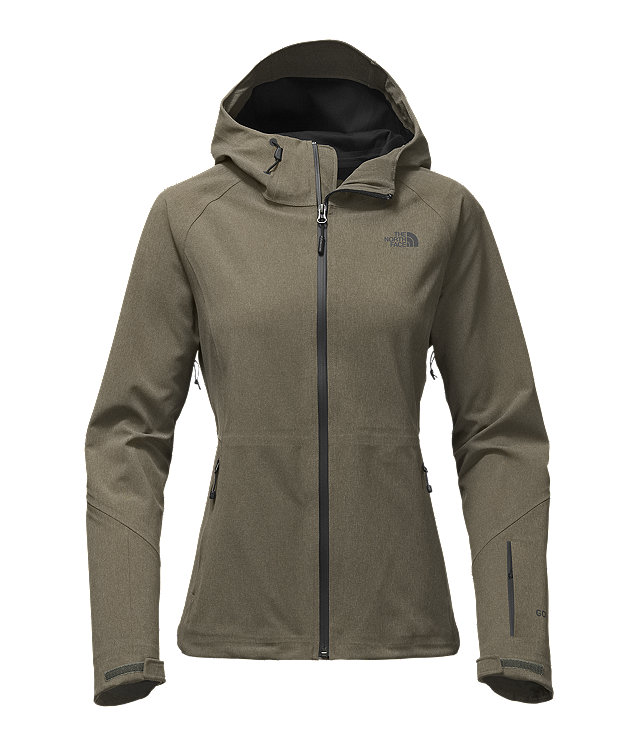 WOMEN'S APEX FLEX GTX JACKET