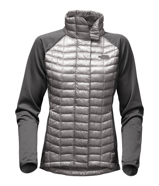 WOMEN'S THERMOBALL™ HYBRID FULL ZIP