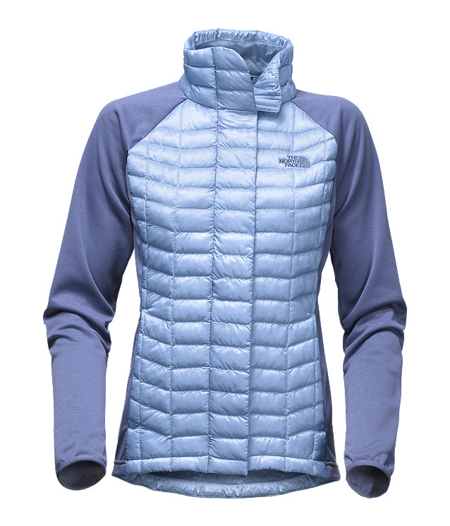 c0aadef3f WOMEN'S THERMOBALL™ HYBRID FULL ZIP