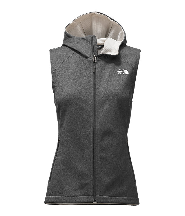 WOMEN'S CANYONWALL HOODIE VEST