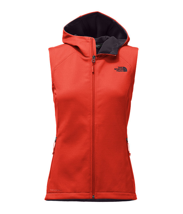7acbfc912c89 WOMEN S CANYONWALL HOODIE VEST