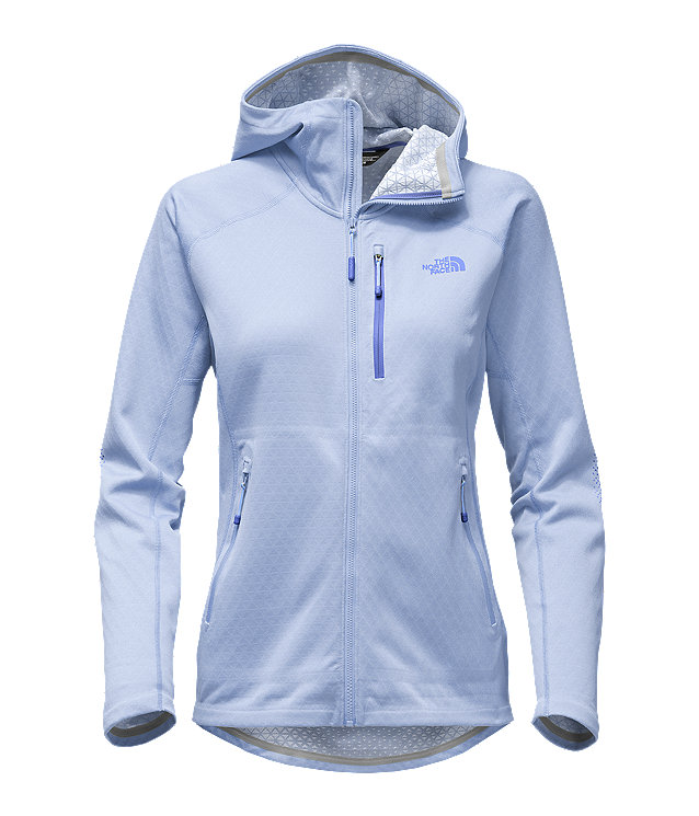 WOMEN'S FUSEFORM™ PROGRESSOR FLEECE HOODIE