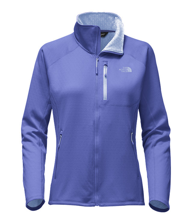 WOMEN'S FUSEFORM™ PROGRESSOR FLEECE FULL ZIP