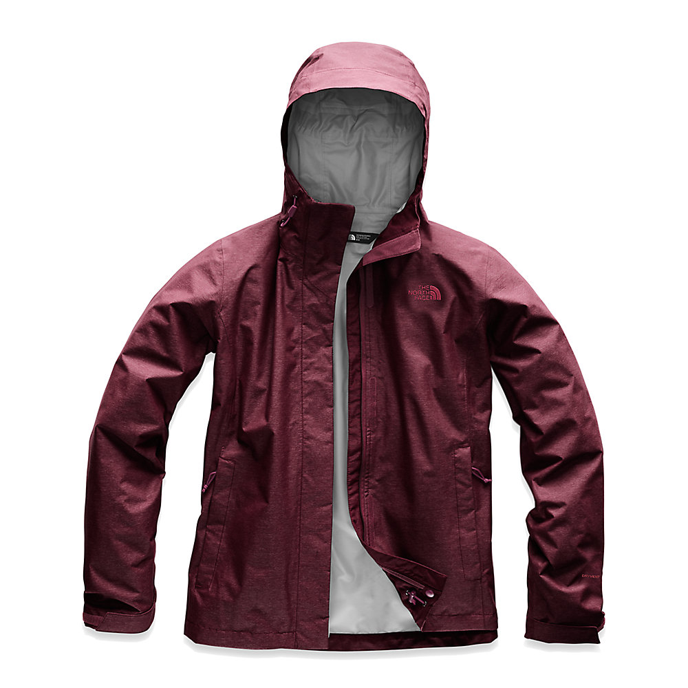 Womens Venture 2 Jacket Waterproof Rain Jacket The North Face