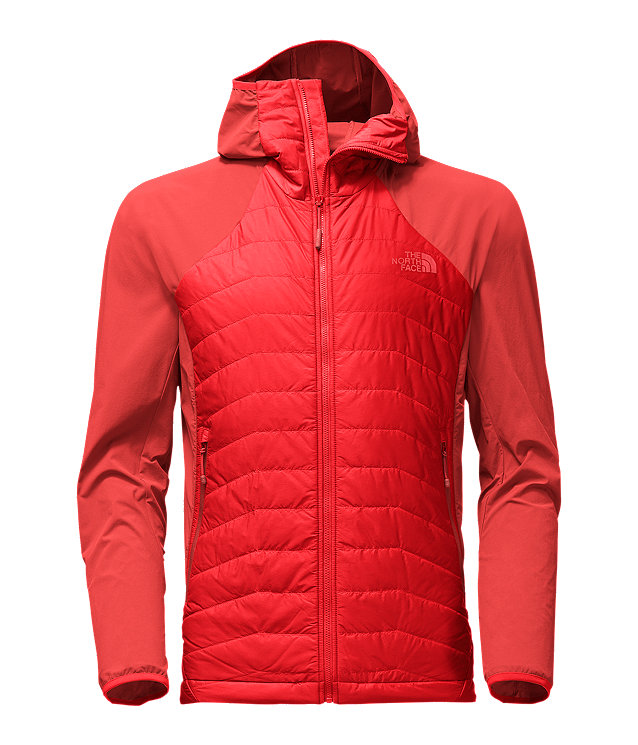 MEN'S PROGRESSOR INSULATED HYBRID HOODIE