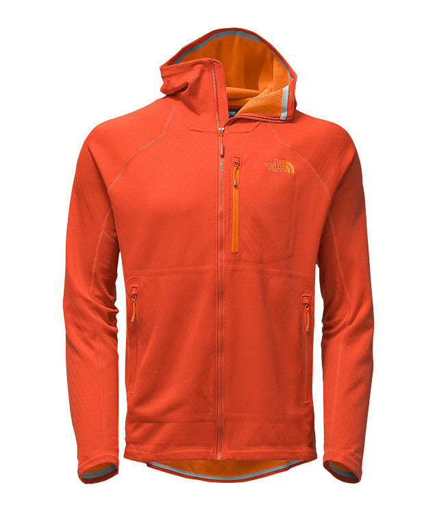 MEN'S FUSEFORM™ PROGRESSOR FLEECE HOODIE | United States