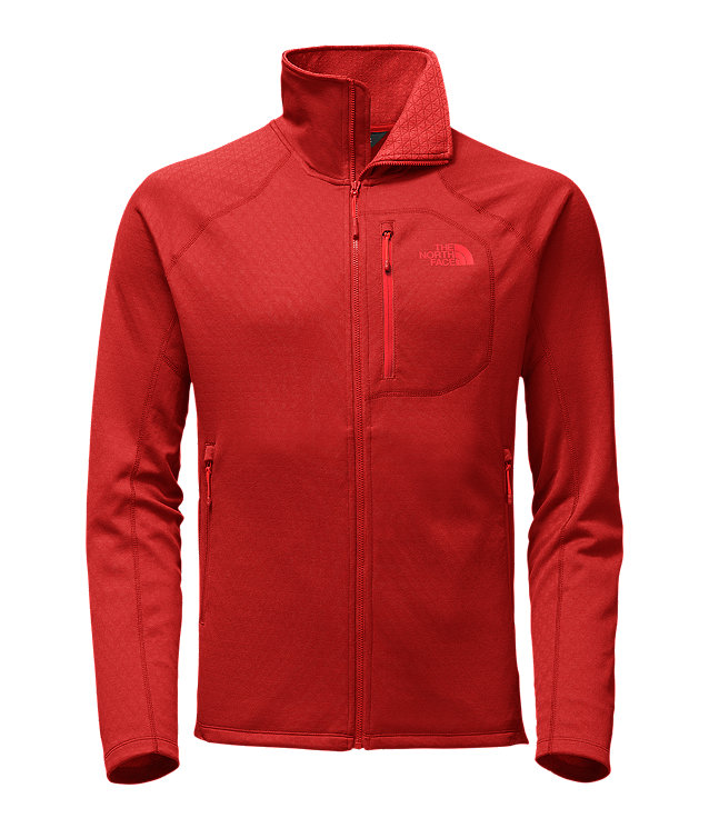 MEN'S FUSEFORM™ PROGRESSOR FLEECE FULL ZIP