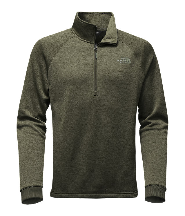 MEN'S NORRIS POINT 1/4 ZIP