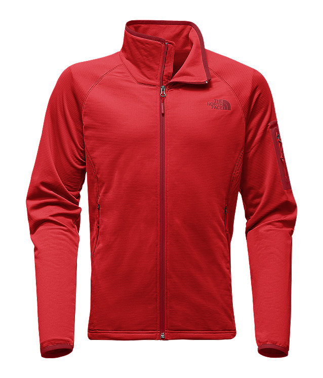 MEN'S BOROD FULL ZIP