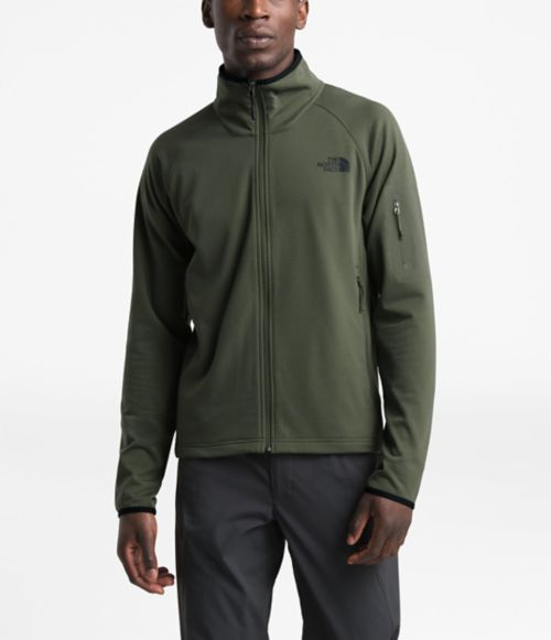 MEN'S BOROD FULL ZIP-