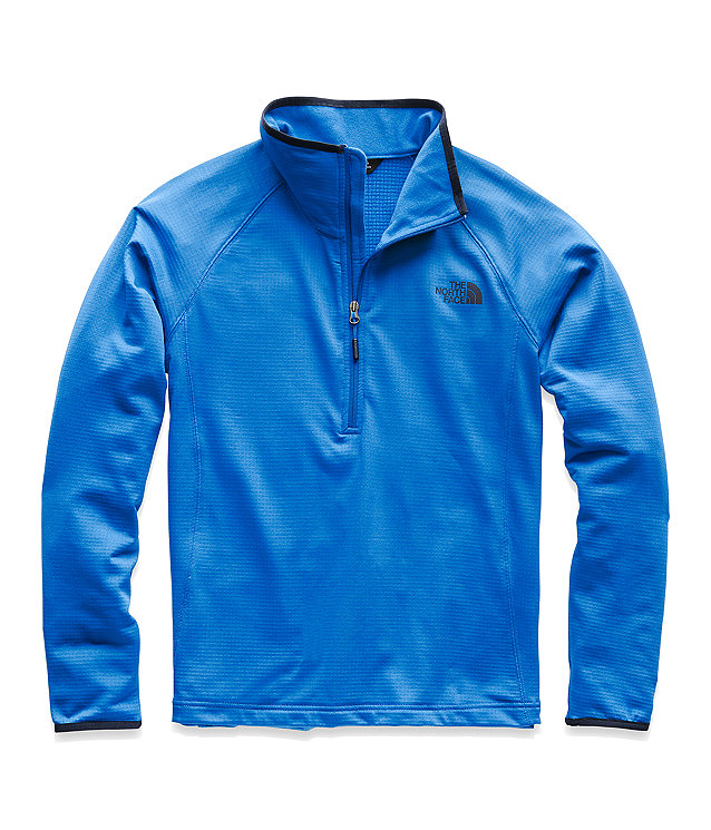 MEN'S BOROD 1/2 ZIP