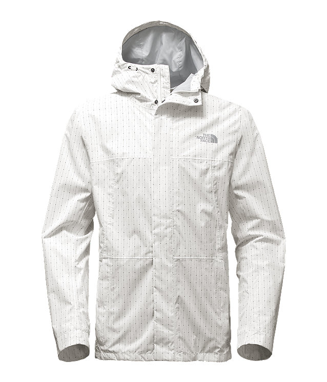 MEN'S FOLDING TRAVEL JACKET