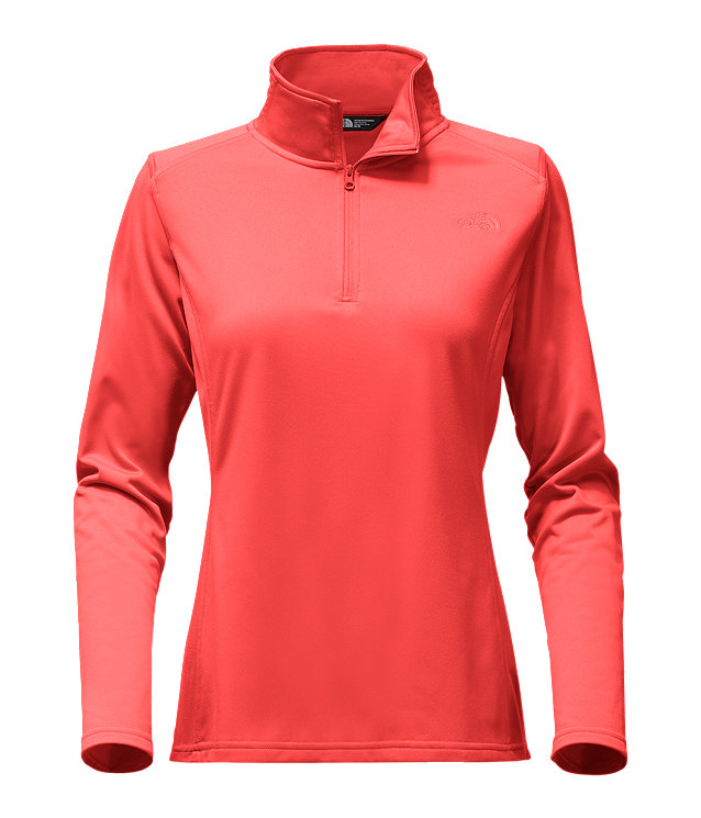 WOMEN'S TECH GLACIER 1/4 ZIP