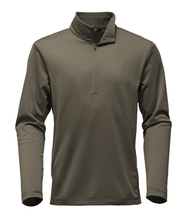 MEN'S TECH GLACIER 1/4 ZIP